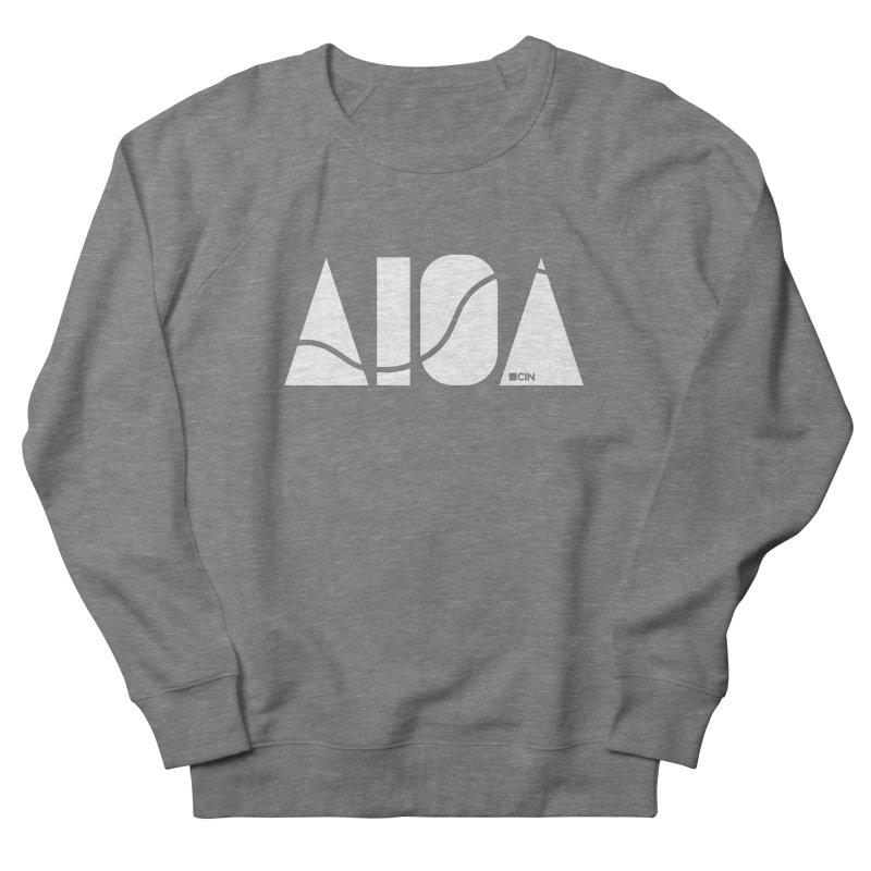 River Town Women's French Terry Sweatshirt by AIGA Cincinnati Merch