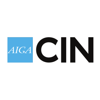 AIGA Cincinnati Merch Logo