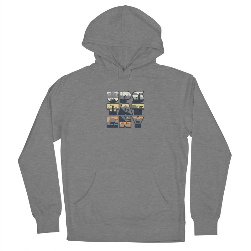 Do It Up Women's Pullover Hoody by AIGA Upstate New York's Artist Shop