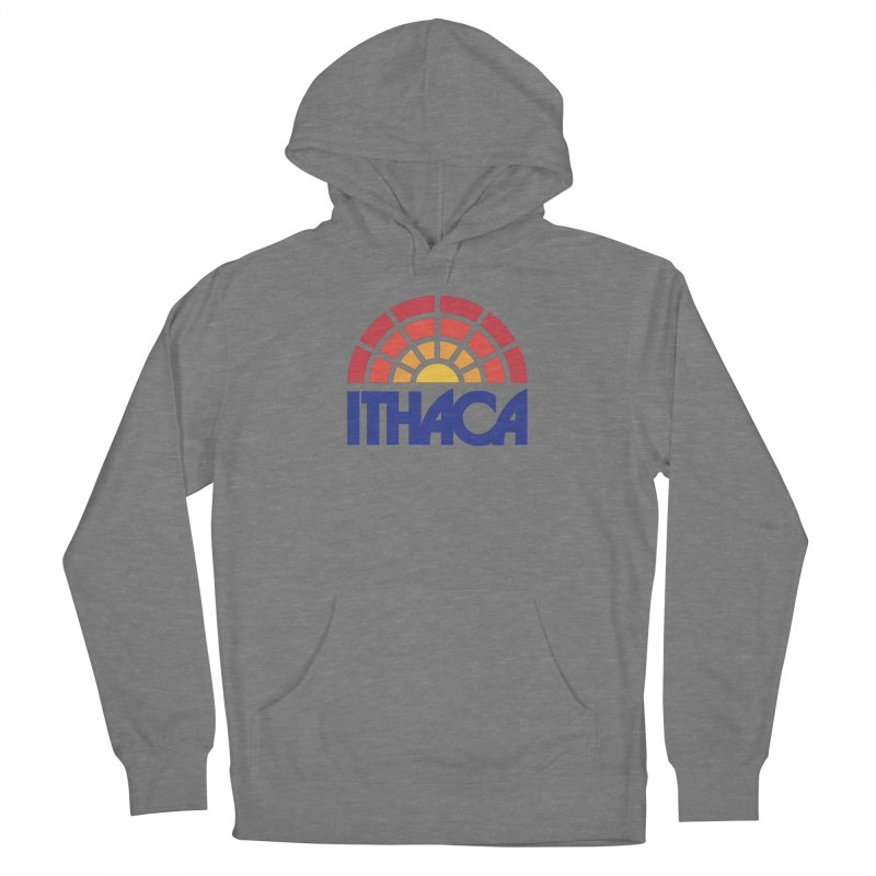 So Gorges Women's Pullover Hoody by AIGA Upstate New York's Artist Shop