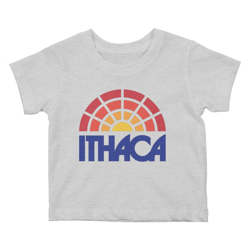 So Gorges Kids Baby T-Shirt by AIGA Upstate New York's Artist Shop