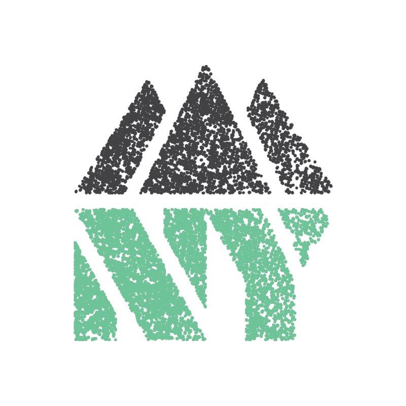 NY MTN Men's T-Shirt by AIGA Upstate New York's Artist Shop