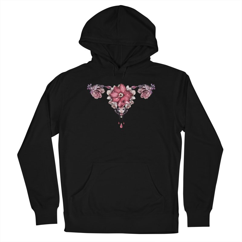 Let it flow ♡ Black collection Women's Pullover Hoody by Ainoa – Dare to live