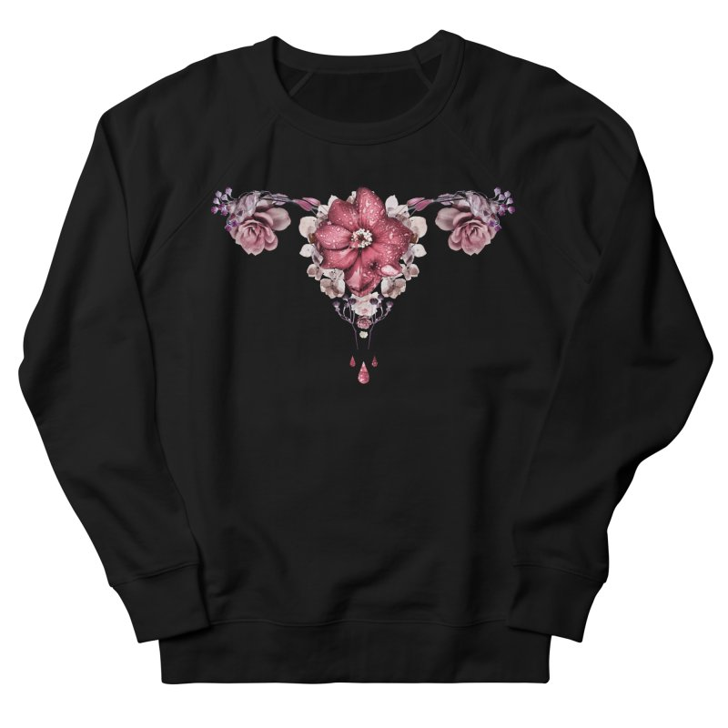 Let it flow ♡ Black collection Women's Sweatshirt by Ainoa – Dare to live