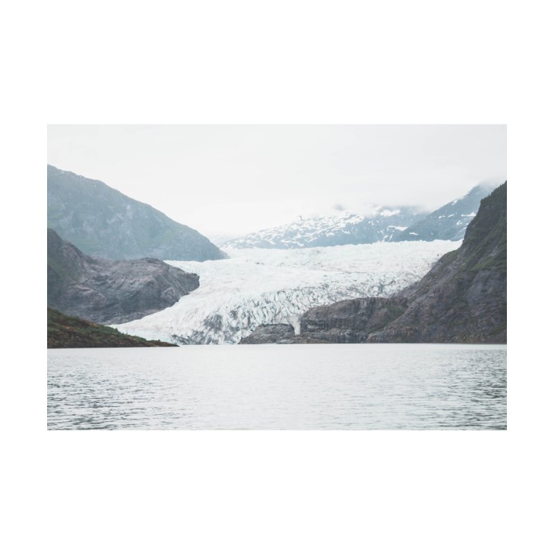 Mendenhall Glacier Accessories Sticker by AirStory's Shop