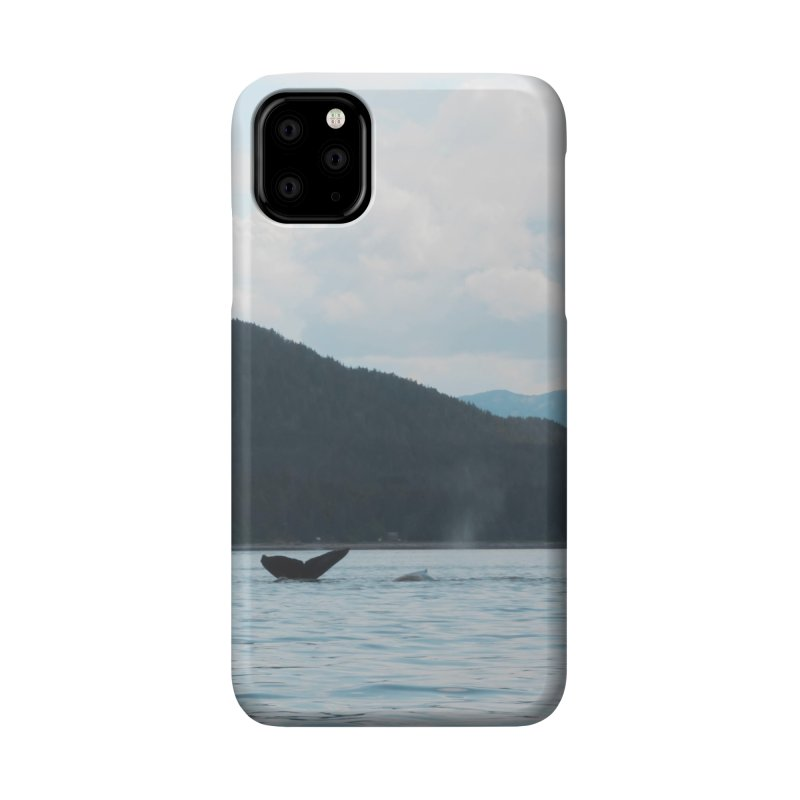 Whale Tail Accessories Phone Case by AirStory's Shop