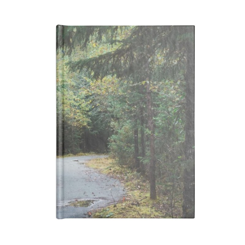 Forest Trail Accessories Notebook by AirStory's Shop