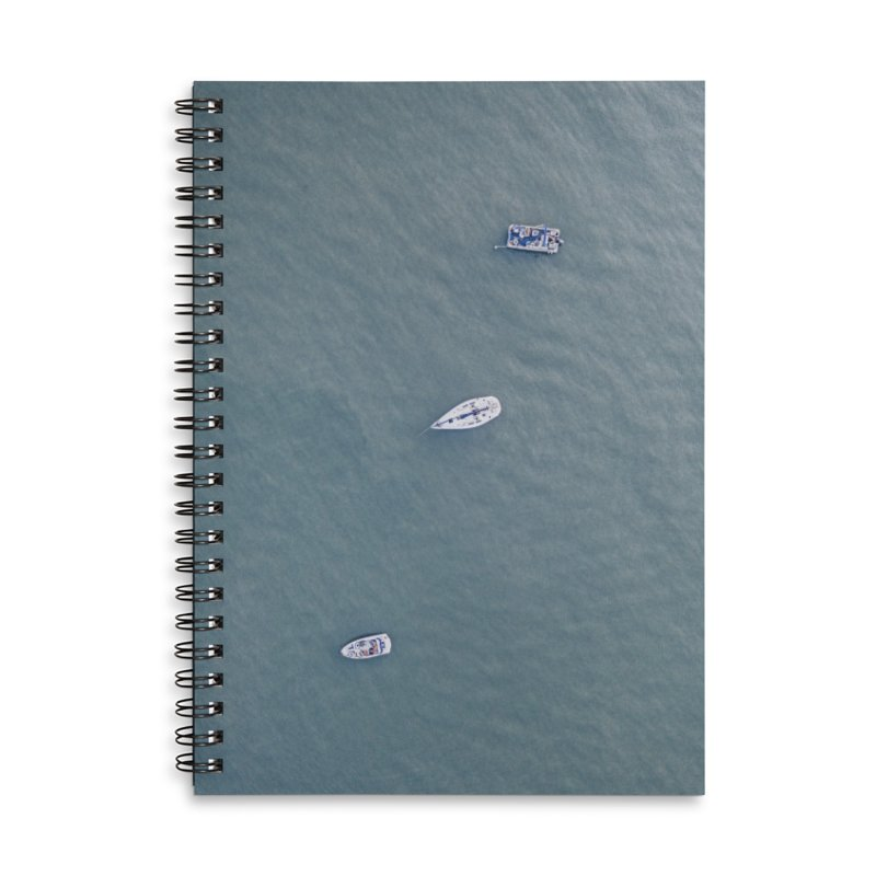 Boat Blues Accessories Notebook by AirStory's Shop