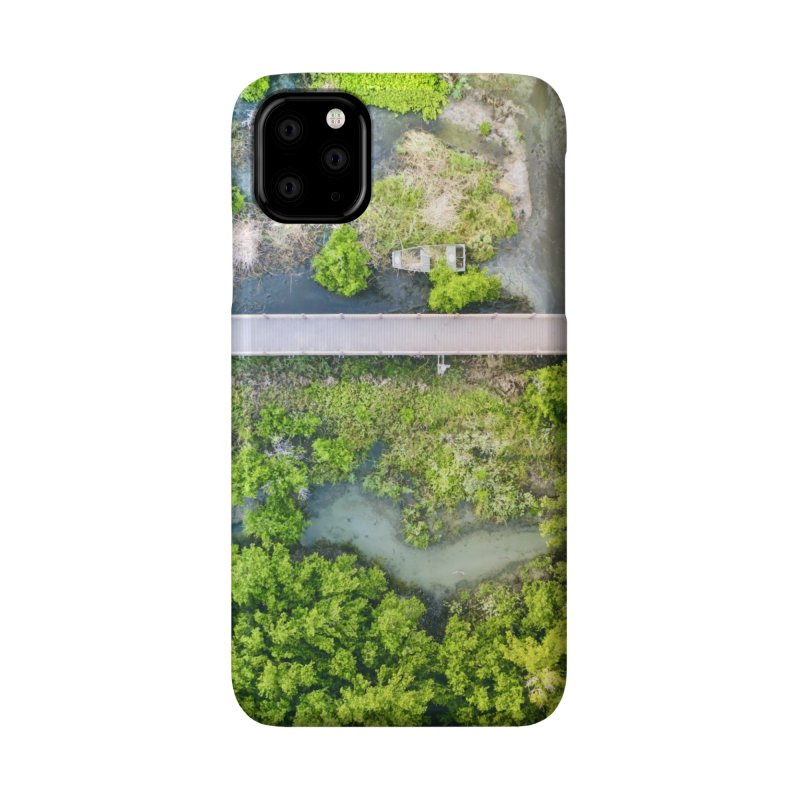Marshy Lagoon Accessories Phone Case by AirStory's Shop