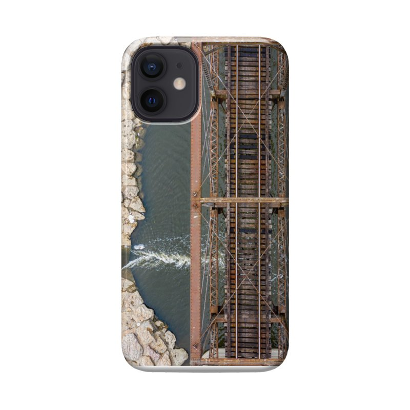 Trinity Railroad Accessories Phone Case by AirStory's Shop