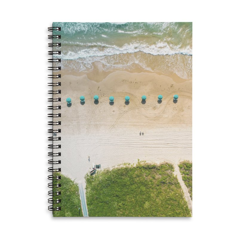 To The Beach Accessories Notebook by AirStory's Shop