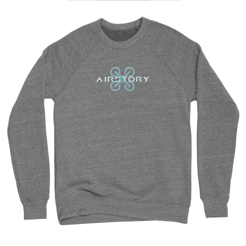 AirStory Men's Sweatshirt by AirStory's Shop
