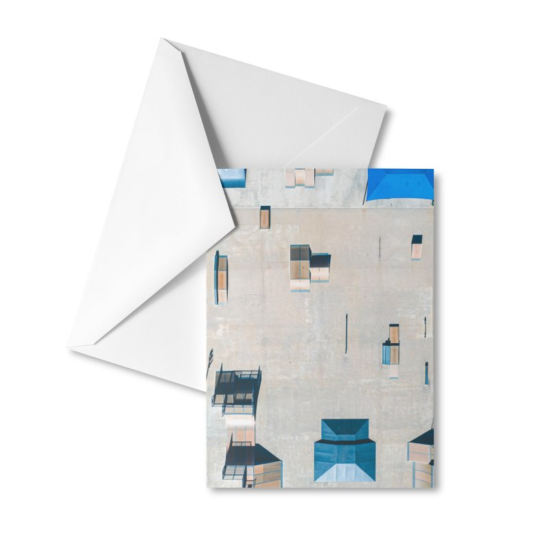 Skate Park Accessories Greeting Card by AirStory's Shop