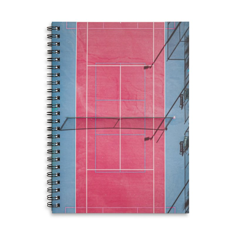 Patriotic Court Accessories Notebook by AirStory's Shop