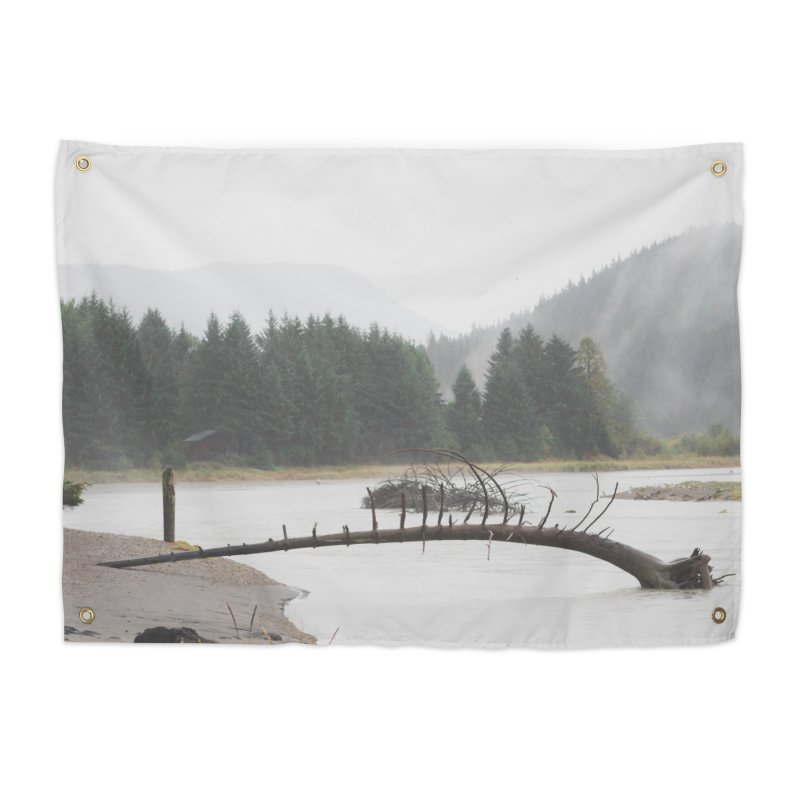 River Tree Home Tapestry by AirStory's Shop