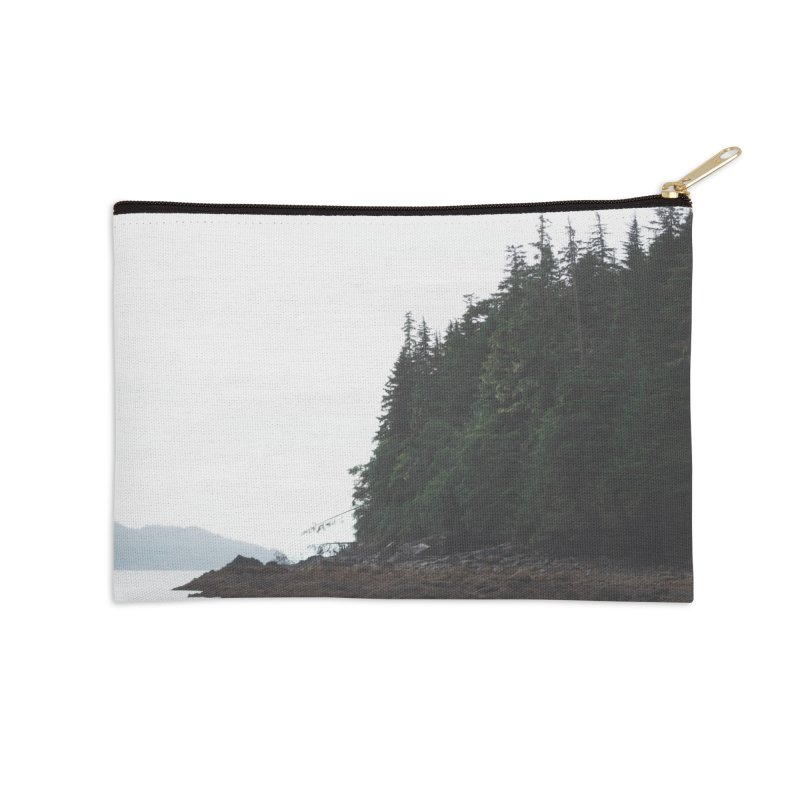 Tree Line Accessories Zip Pouch by AirStory's Shop