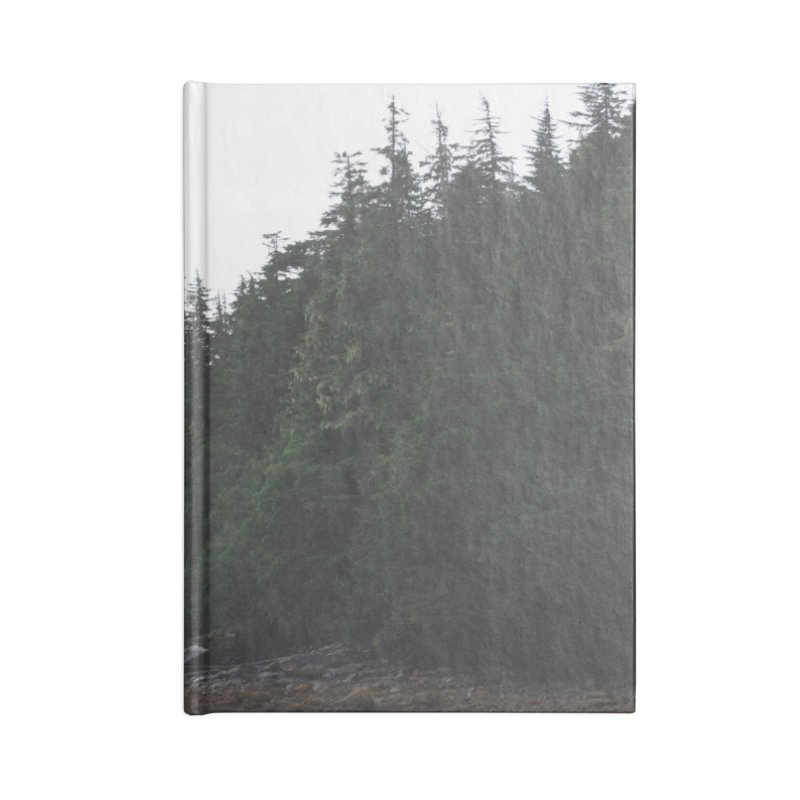Tree Line Accessories Notebook by AirStory's Shop