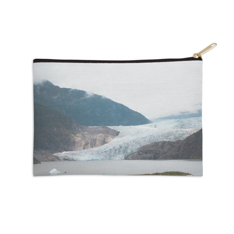 Glacier Views Accessories Zip Pouch by AirStory's Shop