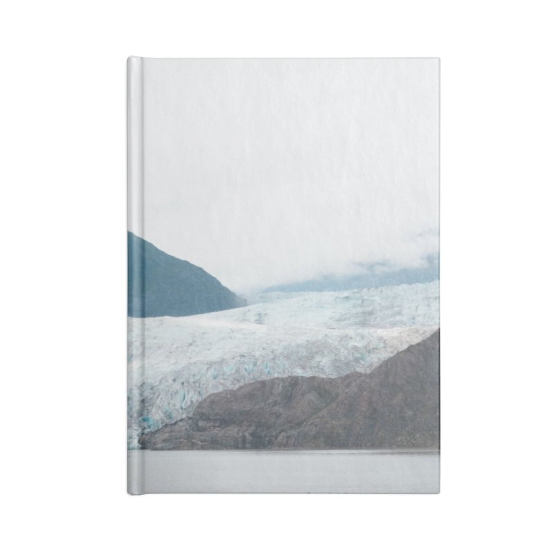 Glacier Views Accessories Notebook by AirStory's Shop