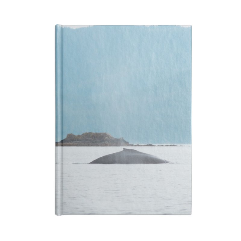 Whale Watching Accessories Notebook by AirStory's Shop