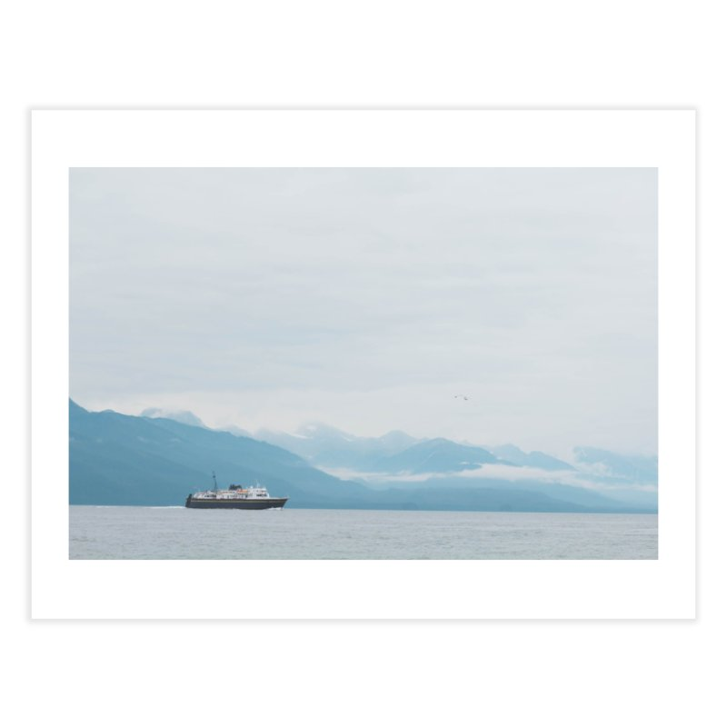 Ship Life Home Fine Art Print by AirStory's Shop