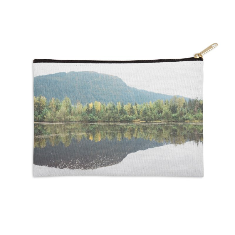 Beaver Lake Accessories Zip Pouch by AirStory's Shop