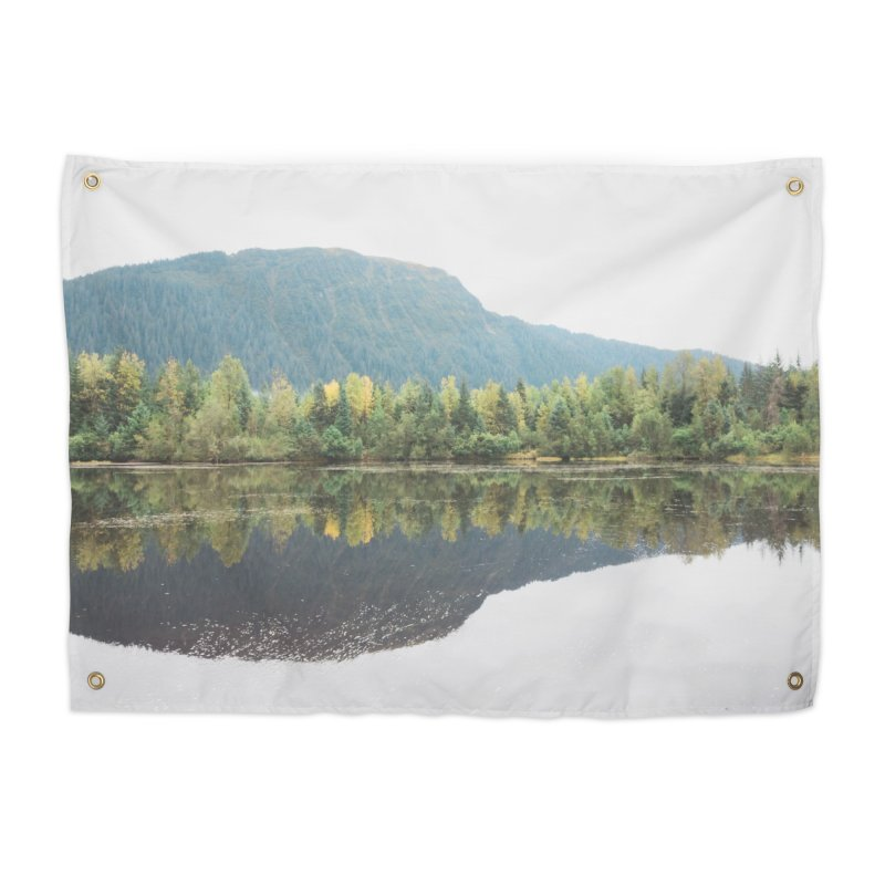 Beaver Lake Home Tapestry by AirStory's Shop