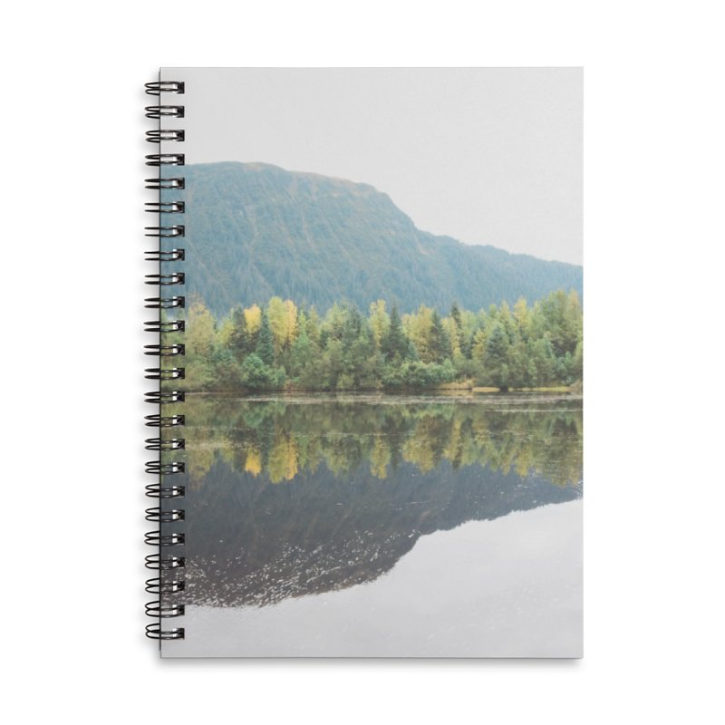 Beaver Lake Accessories Notebook by AirStory's Shop