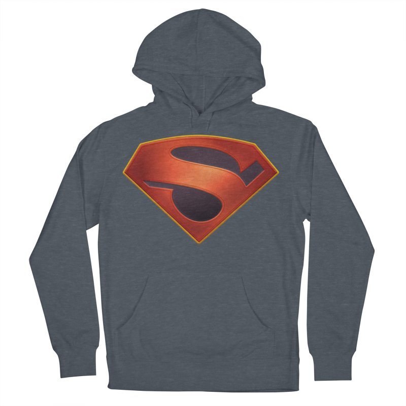 shield  Women's French Terry Pullover Hoody by ajeyes's Artist Shop