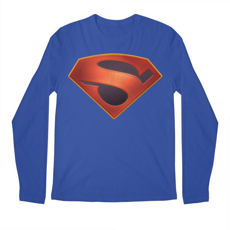 shield  Men's Longsleeve T-Shirt by ajeyes's Artist Shop