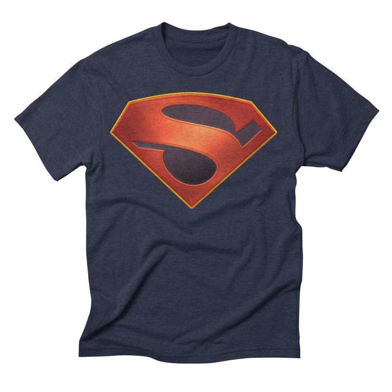 shield  Men's Triblend T-Shirt by ajeyes's Artist Shop