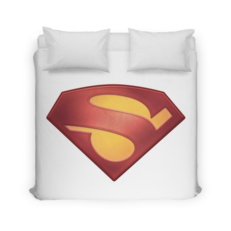 \S/ Home Duvet by ajeyes's Artist Shop