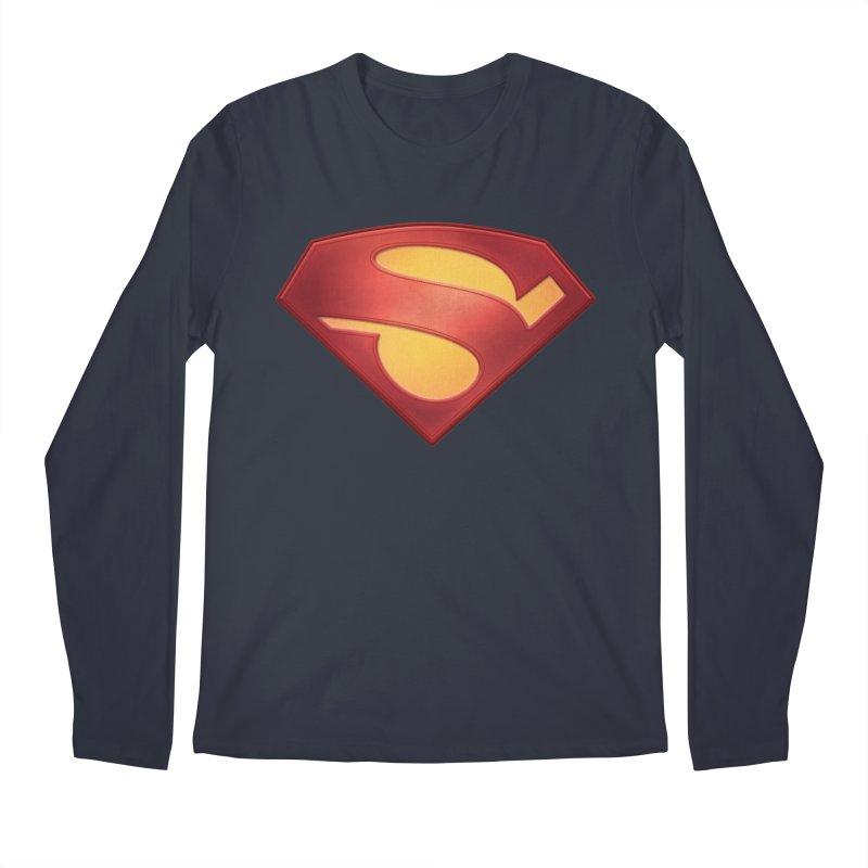\S/ Men's Longsleeve T-Shirt by ajeyes's Artist Shop