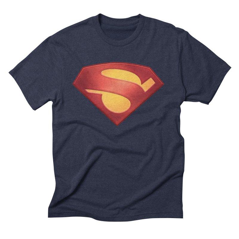 \S/ Men's Triblend T-shirt by ajeyes's Artist Shop