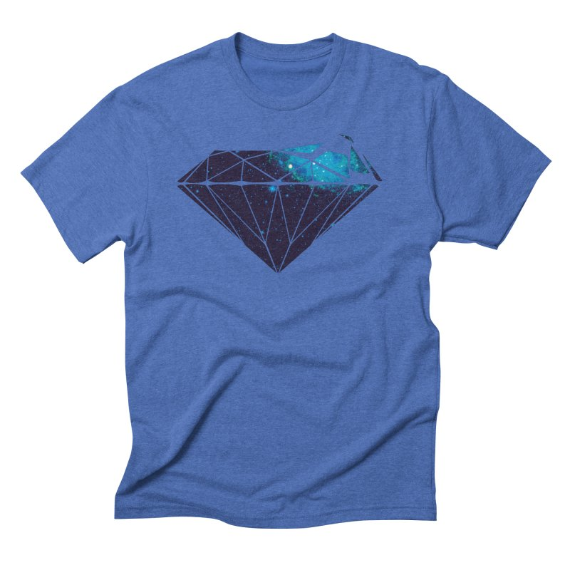 Disintegrate Men's Triblend T-Shirt by Akaka