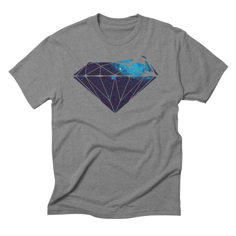 Disintegrate Men's Triblend T-Shirt by Akaka