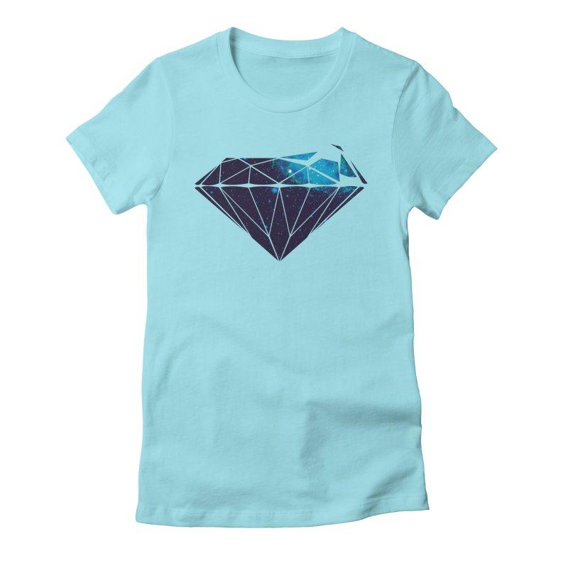 Disintegrate Women's T-Shirt by Akaka