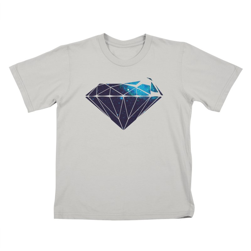 Disintegrate Kids T-shirt by Akaka