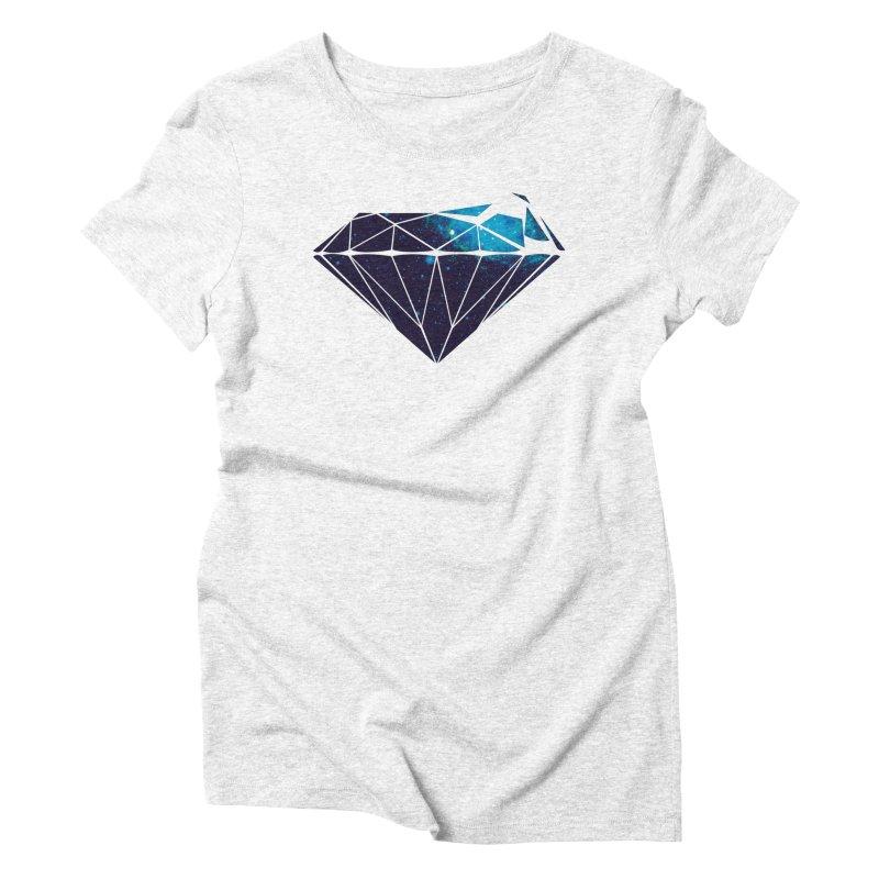 Disintegrate Women's Triblend T-shirt by Akaka