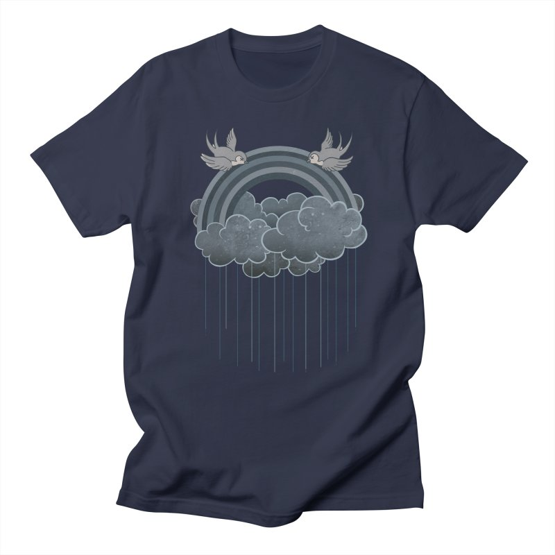 Doom & Gloom Men's T-Shirt by Akaka