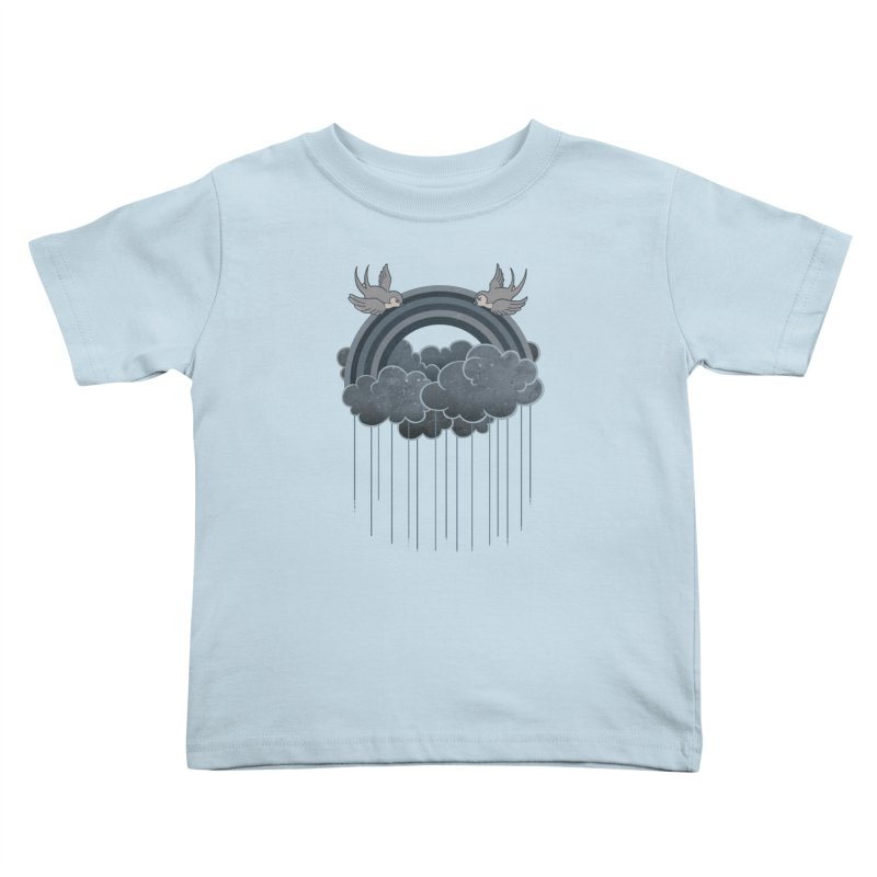 Doom & Gloom Kids Toddler T-Shirt by Akaka
