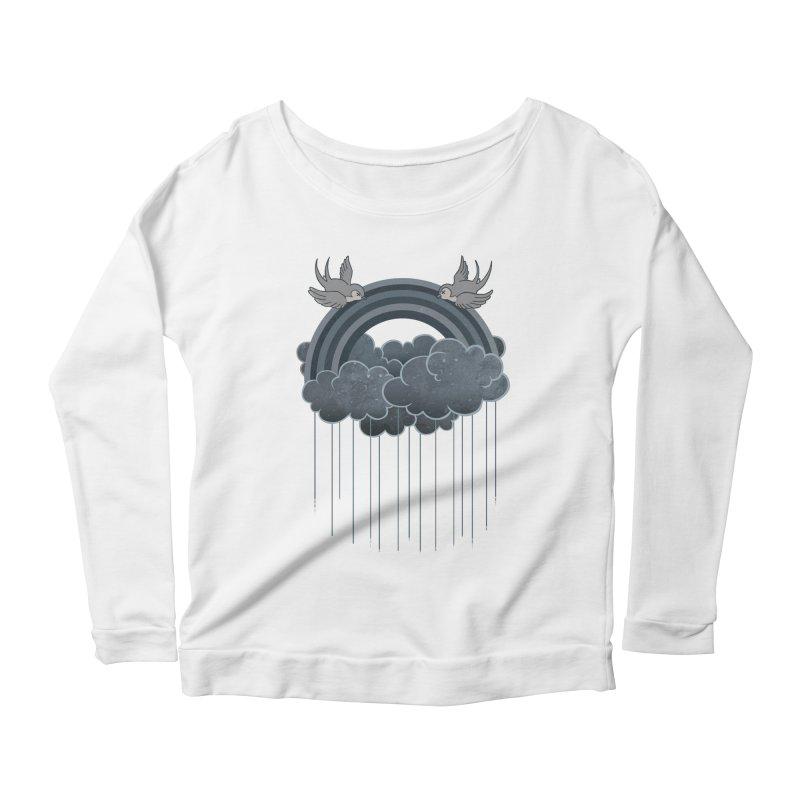 Doom & Gloom Women's Scoop Neck Longsleeve T-Shirt by Akaka