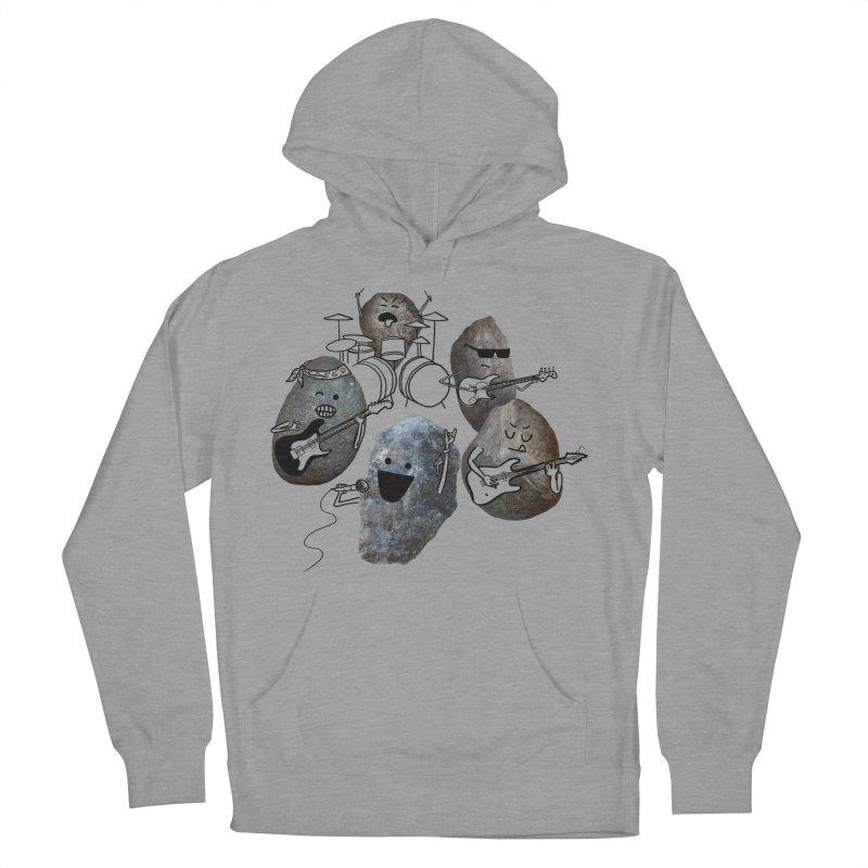 Rock Band Men's Pullover Hoody by Akaka