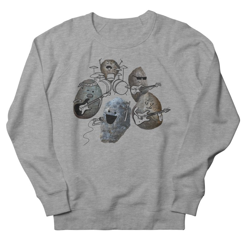 Rock Band Men's Sweatshirt by Akaka