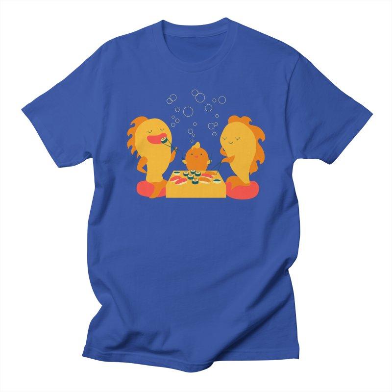 Sushi Lovers Men's T-Shirt by Akaka