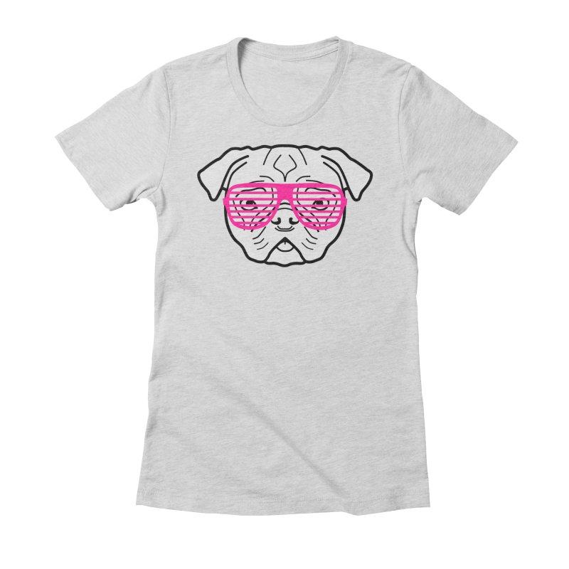 Top Dog Women's T-Shirt by Akaka