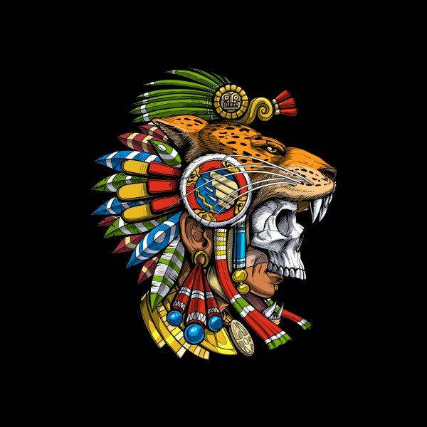 image for Aztec Jaguar Mask