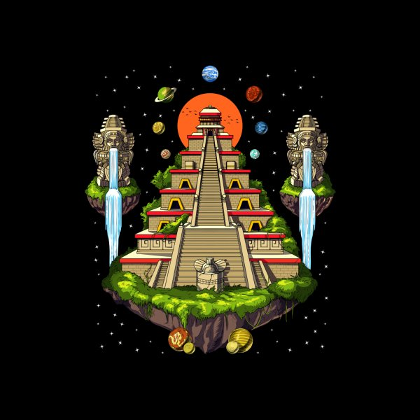 image for Space Aztec Pyramid