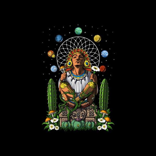 image for Xochipilli Psychedelic Aztec God