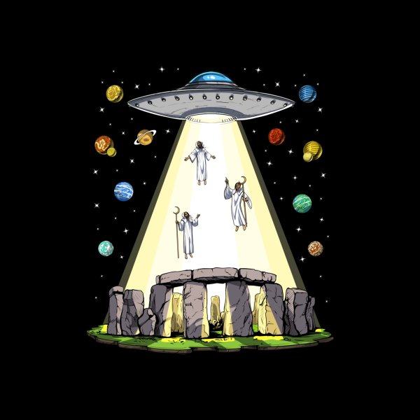 image for Stonehenge Alien Abduction